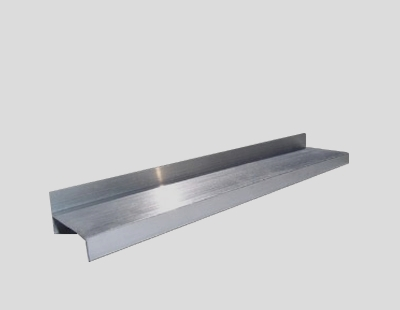Batente em Alumínio Avulso para Porta